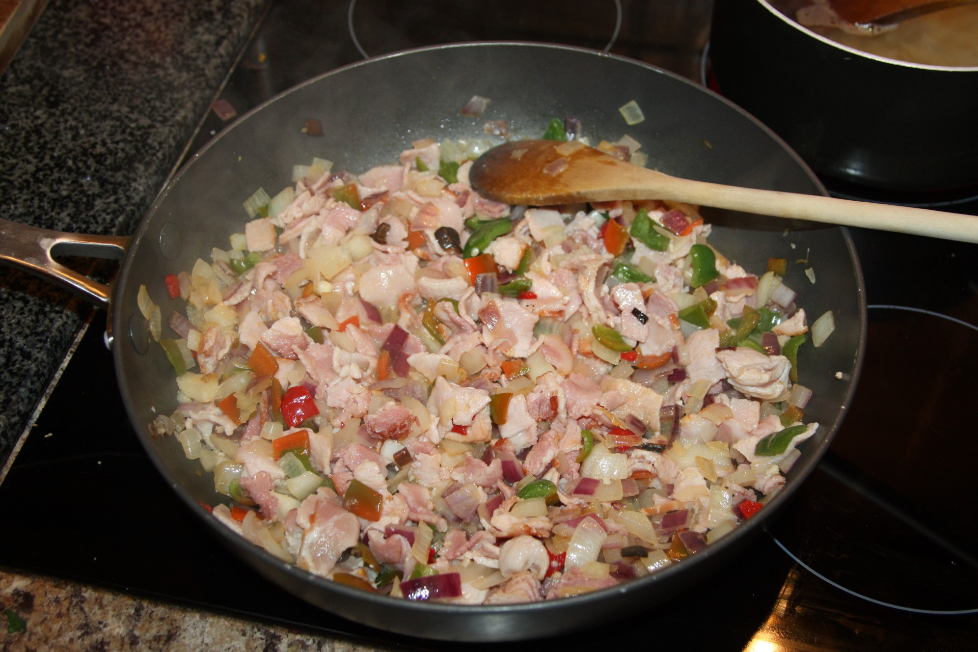 Penne al'Amatribiata - Open Sauce Recipes